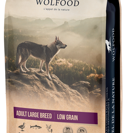 WOLFOOD LARGE BREED