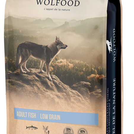 WOLFOOD ADULT FISH