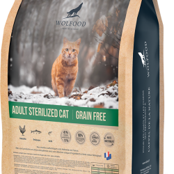 WOLFOOD STERLIZED CAT